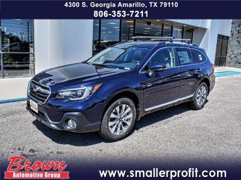 New 2018 Subaru Outback 2.5i Touring With Navigation & AWD