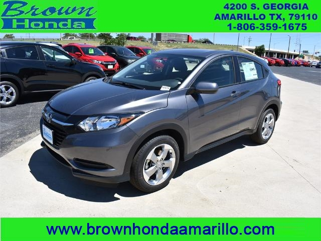 New 2017 Honda HR-V LX 2WD CVT