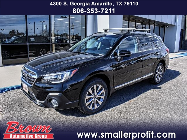 new 2018 subaru outback 3 6r touring suv in amarillo s6672 brown automotive group. Black Bedroom Furniture Sets. Home Design Ideas