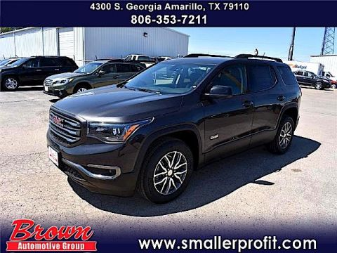 New 2017 GMC Acadia SLE AWD