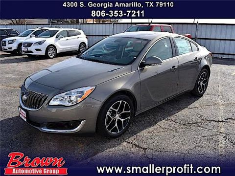 2017 Buick Regal Sport Touring 4dr Car