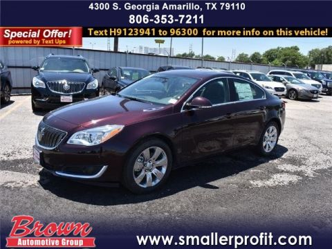 Pre-Owned 2017 Buick Regal 4DR SDN PREMIUM II FWD Front Wheel Drive sedan