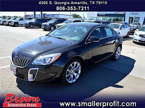 New 2017 Buick Regal GS AWD