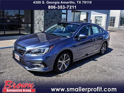New 2018 Subaru Legacy 2.5i Limited ALL WHEEL DRIVE sedan