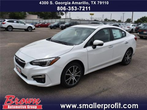New 2017 Subaru Impreza 2.0I LIMITED 4-DOOR CVT ALL WHEEL DRIVE sedan