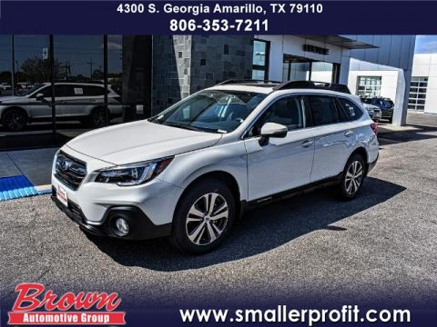 New 2018 Subaru Outback 2.5i Limited AWD
