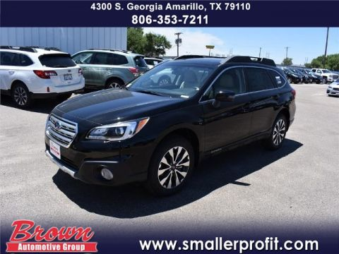 New 2017 Subaru Outback 3.6R LIMITED ALL WHEEL DRIVE suv