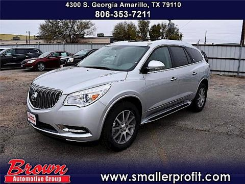 New 2017 Buick Enclave Convenience FWD Sport Utility