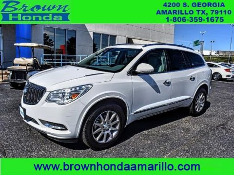Pre-Owned 2017 Buick Enclave FWD 4DR LEATHER FRONT WHEEL DRIVE suv