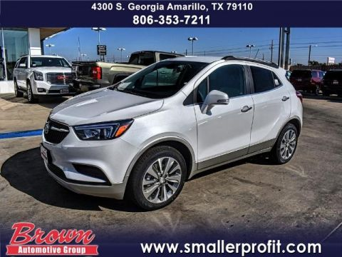 New 2018 Buick Encore Preferred FWD Sport Utility