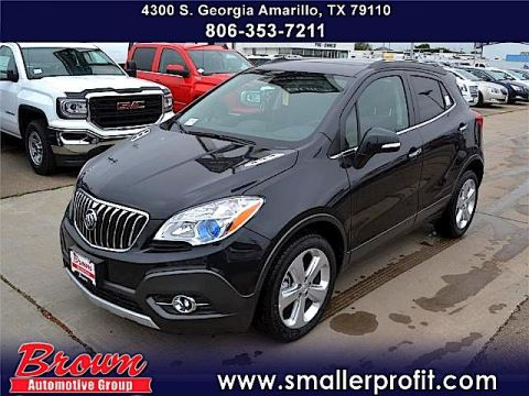 New 2016 Buick Encore Convenience FWD Sport Utility