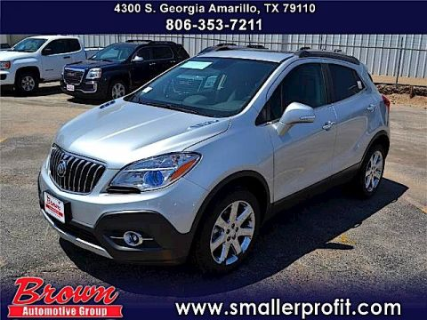 2016 Buick Encore Leather Sport Utility