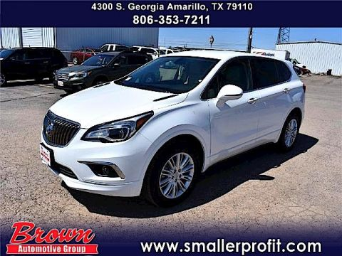 New 2017 Buick Envision Preferred FWD Sport Utility